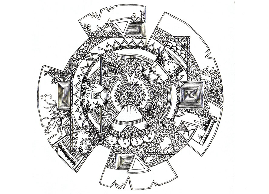 mandala-genese-dessin-tableau-cadeau-personnalise